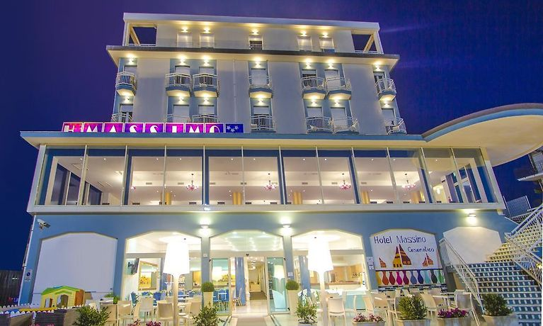 Hotel massimo resort cesenatico